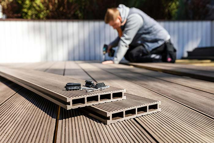 Is Composite Decking Environmentally Friendly?